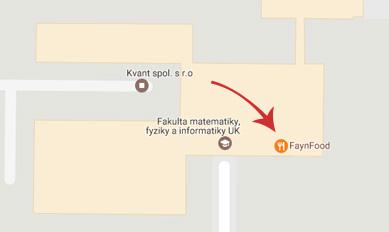 Mapa FaynFood